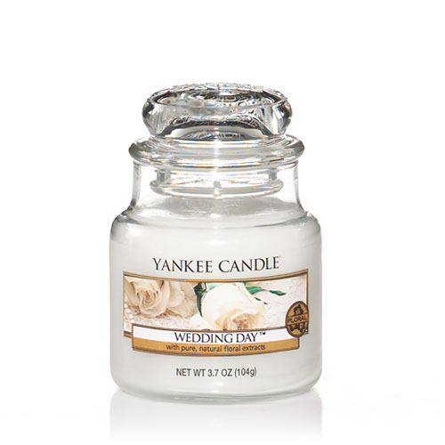 Yankee Candle Wedding Day(r) 20 Small Jars Scented Candle