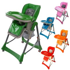 Baby High Chairs With Wheels Stacking For Less Foldable Chair Recline Highchair Height