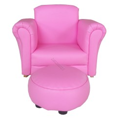Pink Kids Chair How To Make Chairs Dark Children Child Sofa Furniture Arm