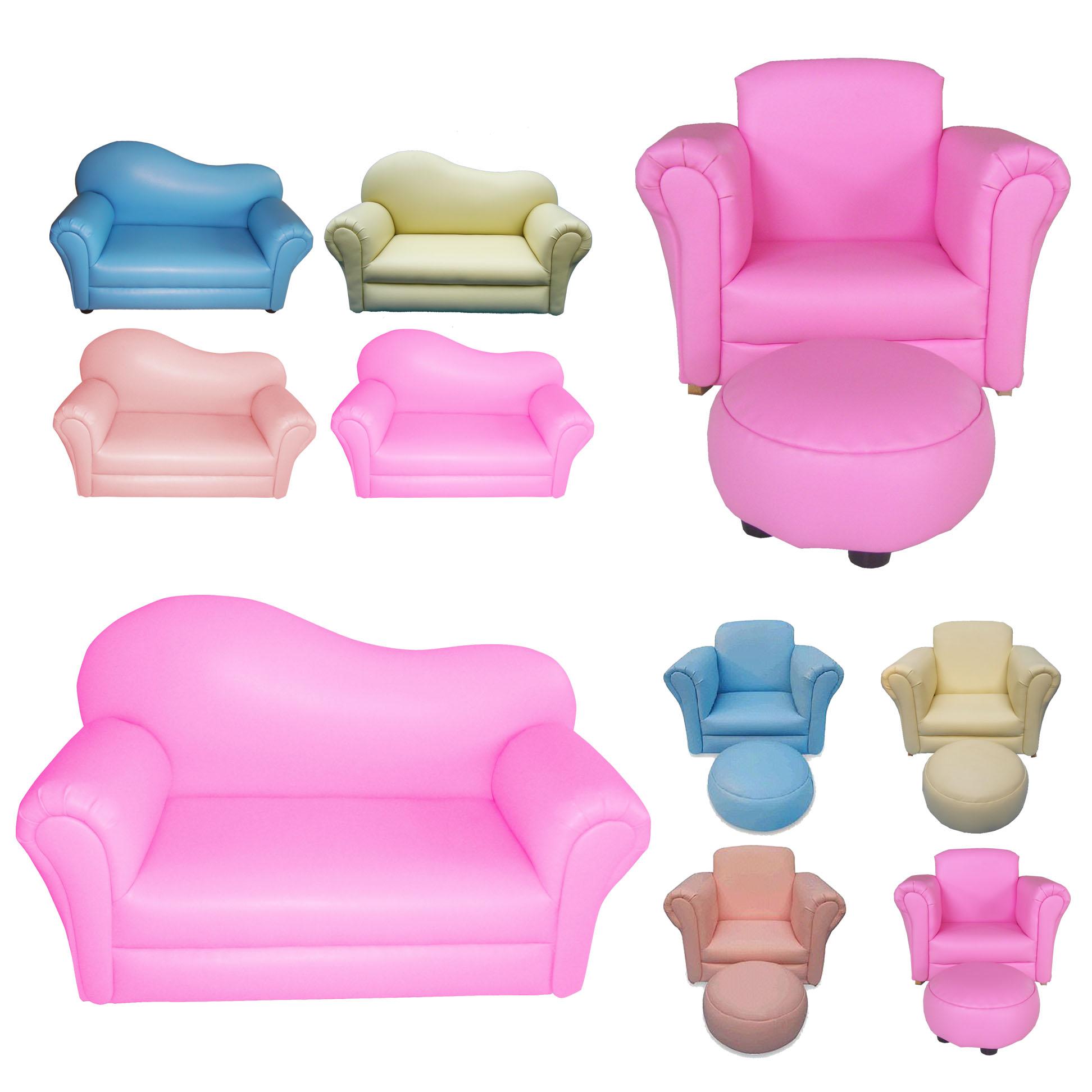 Children Kids Child Sofa Furniture Armchair Couch Seat On Chair
