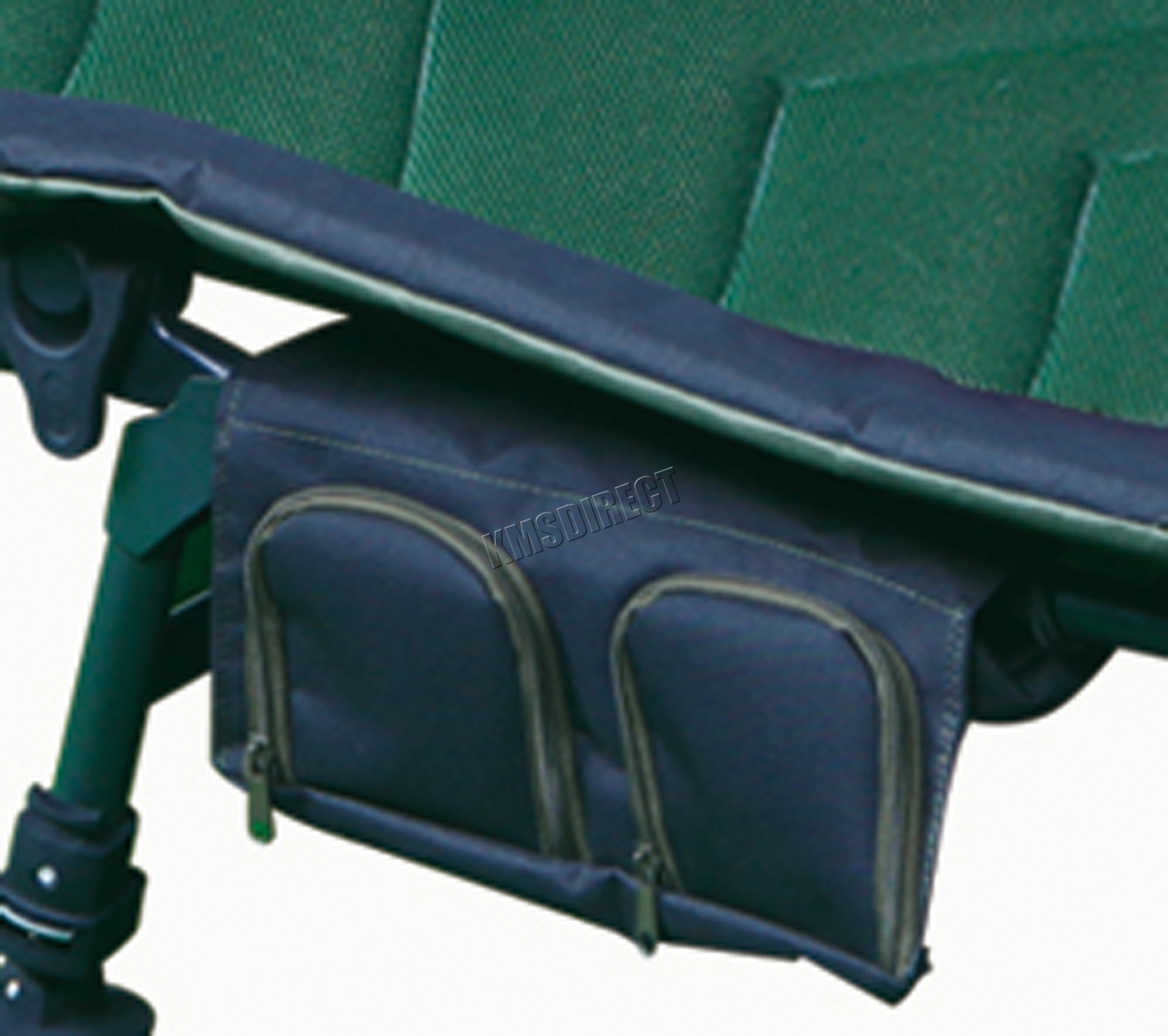fishing chair bed reviews wedding cover hire wales camping bedchair 6 adjustable legs tool