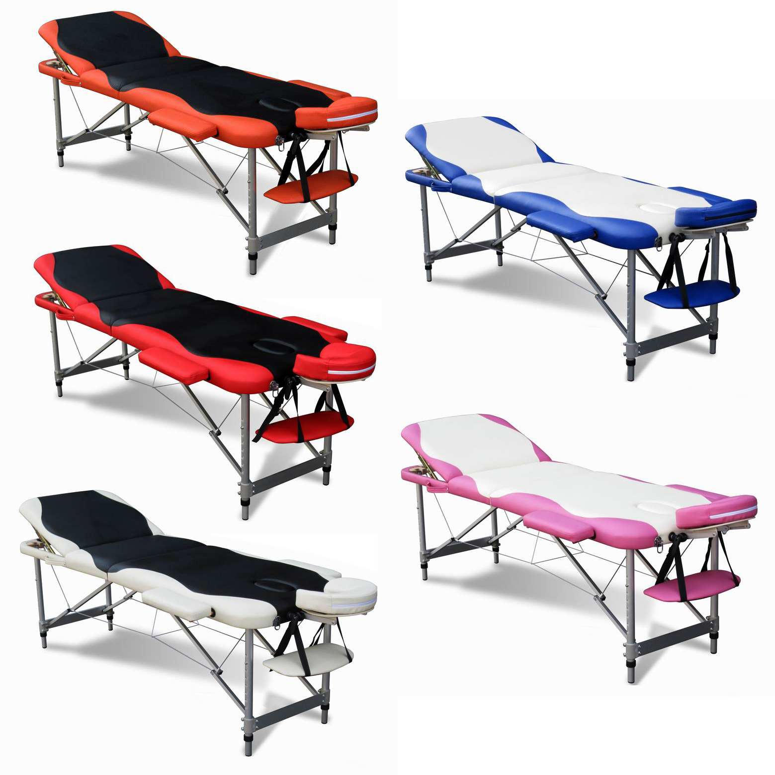Luxury Lightweight Portable Folding Massage Table Bed