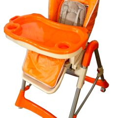 Baby Height Chair Large Sitting Room Chairs Foldable High Recline Highchair