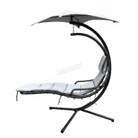 FoxHunter Garden Swing Hammock Helicopter Hanging Chair ...