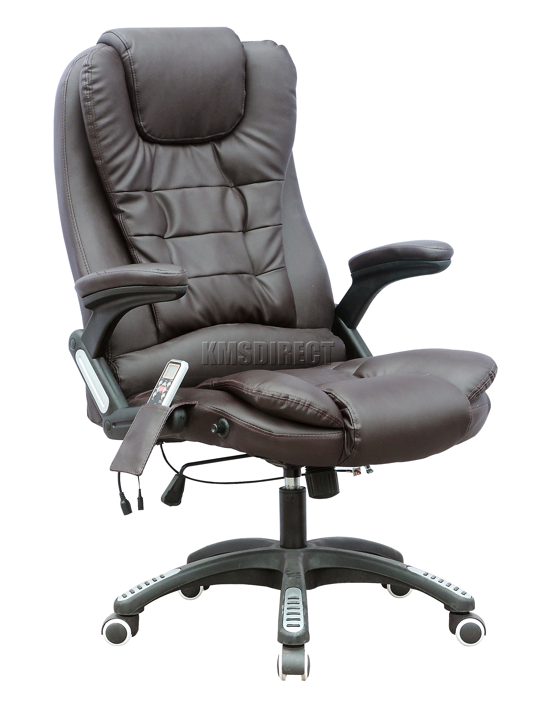 Reflexology Chair Foxhunter 6 Point Massage Office Computer Chair Luxury