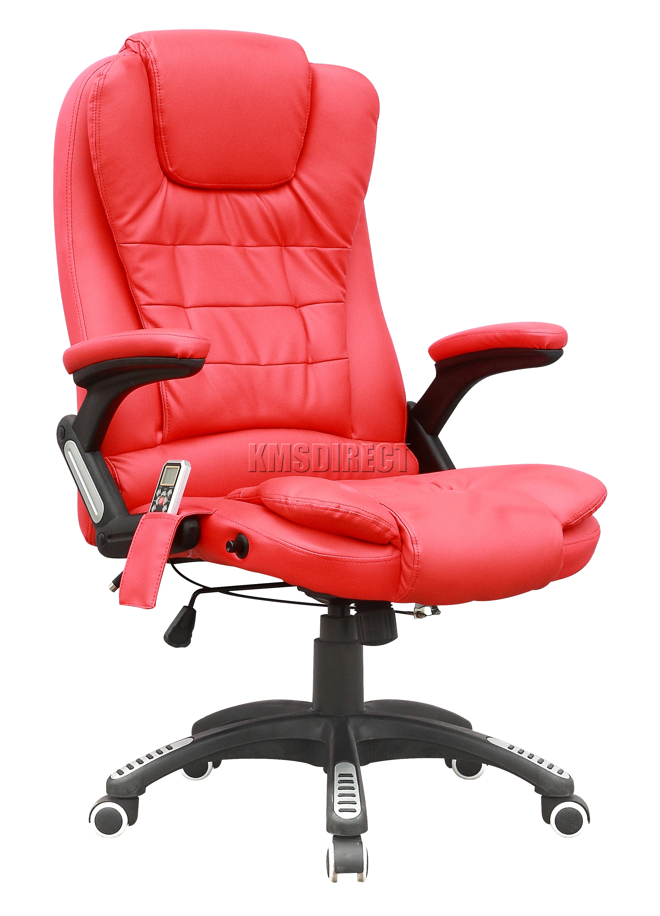 Office Chair Massager Westwood Heated Massage Office Chair Leather Gaming
