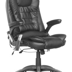 Recliner Office Chair Nz White Desk And Set Foxhunter 6 Point Massage Computer Luxury