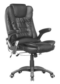WestWood 6 Point Massage Office Computer Chair Luxury ...