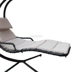 Hanging Hammock Lounge Chair Rentals Katy Tx Foxhunter Garden Beige Helicopter Dream