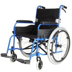 Wheelchair Ebay Wicker Dining Chairs Uk Foxhunter Self Propelled Folding Lightweight Transit