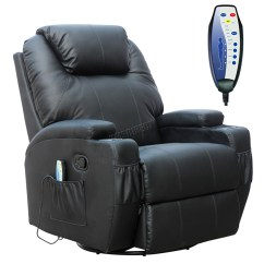 Sheepskin Chair Covers For Recliners Uk What Is The Best Office Foxhunter Bonded Leather Massage Recliner Cinema