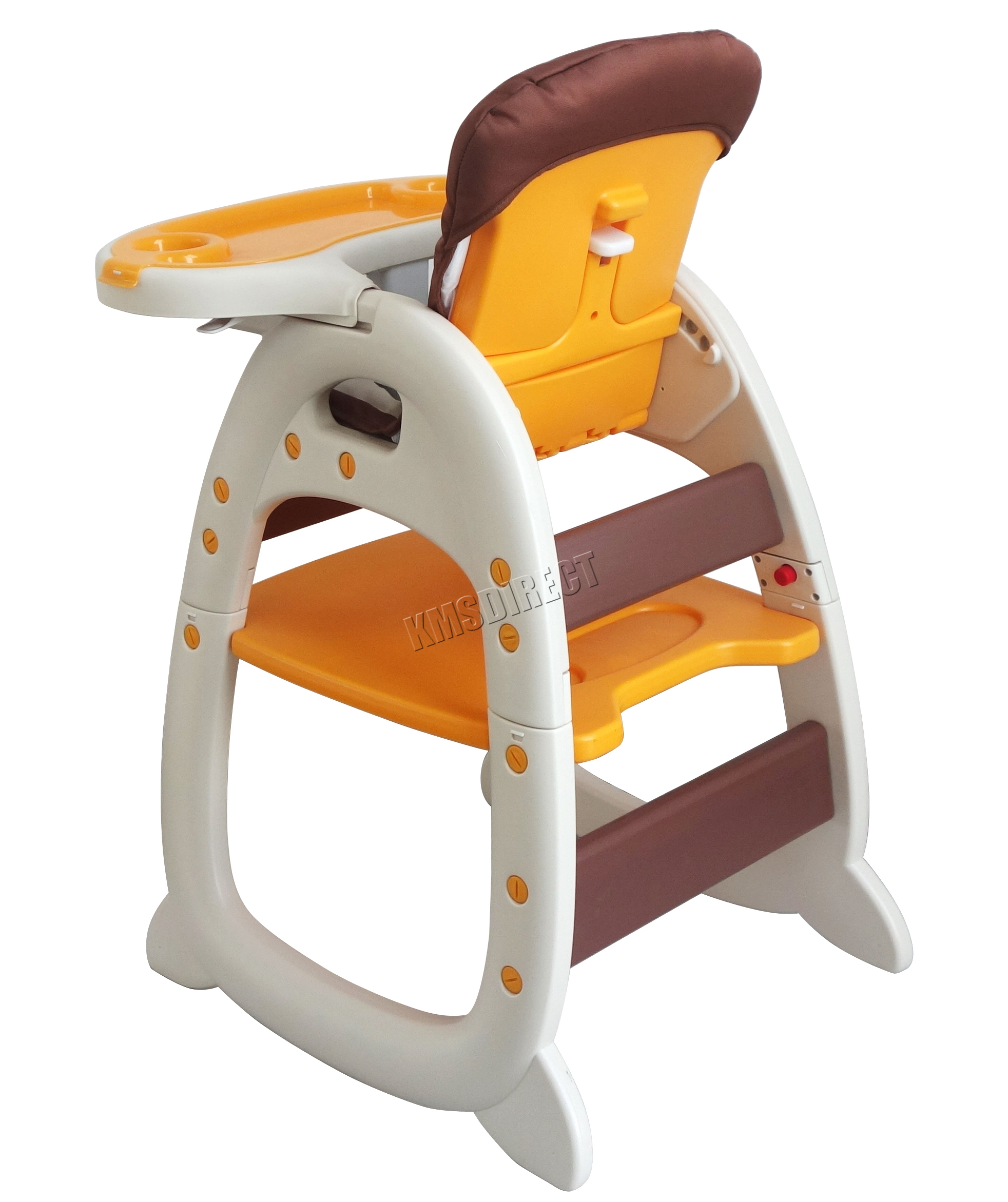 toddler chair and table for eating patio dining foxhunter baby highchair infant high feeding seat 3in1