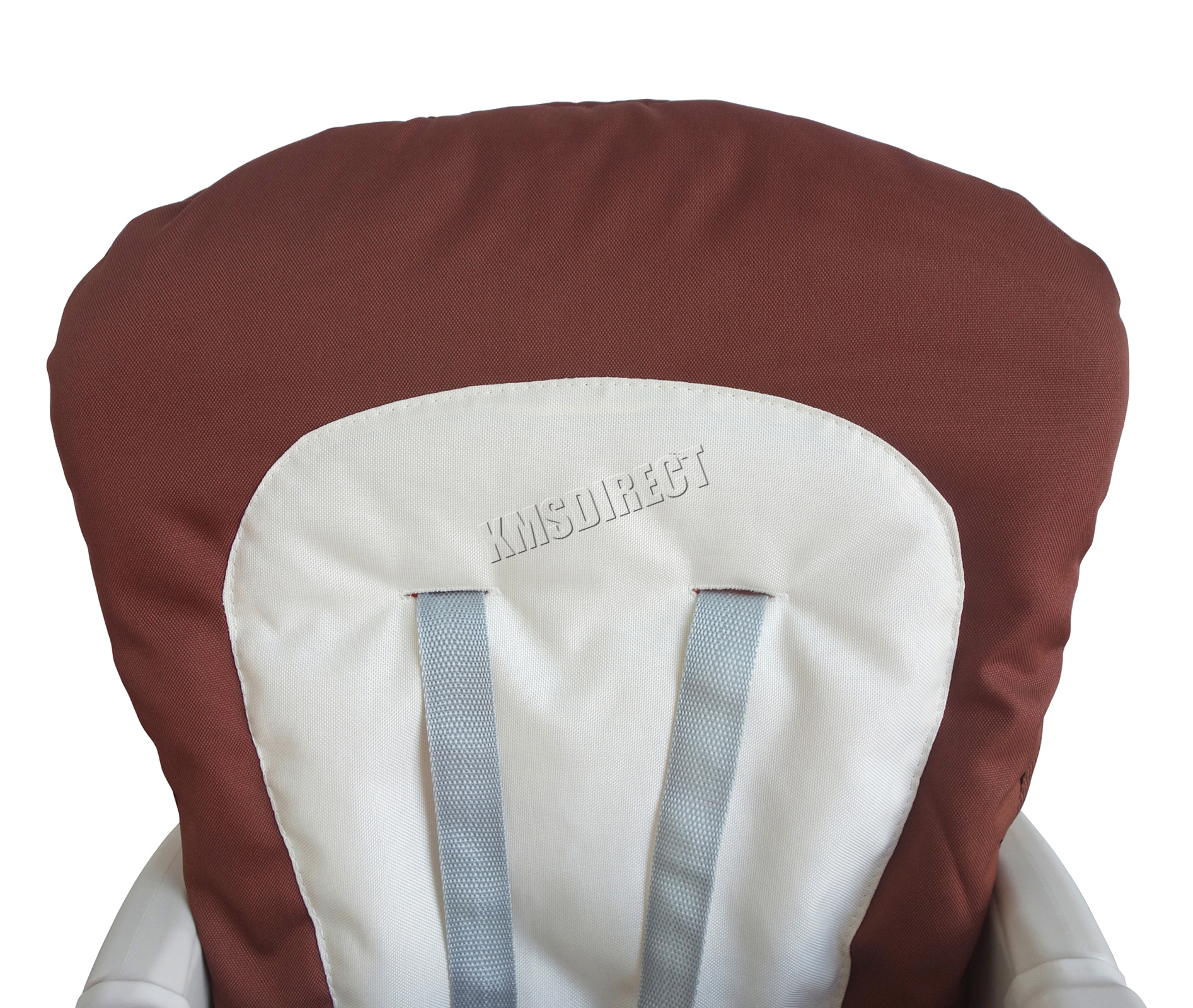 baby highchair 3 in 1 soft toddler chairs foxhunter infant high feeding seat 3in1