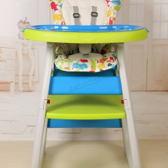 Eating Chairs For Toddlers Office Chair Pads Foxhunter Baby Highchair Infant High Feeding Seat 3in1