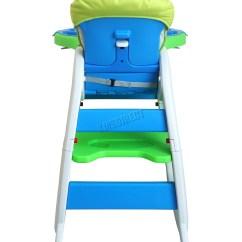 Baby Highchair 3 In 1 Desk Chair Diagram Foxhunter Infant High Feeding Seat 3in1