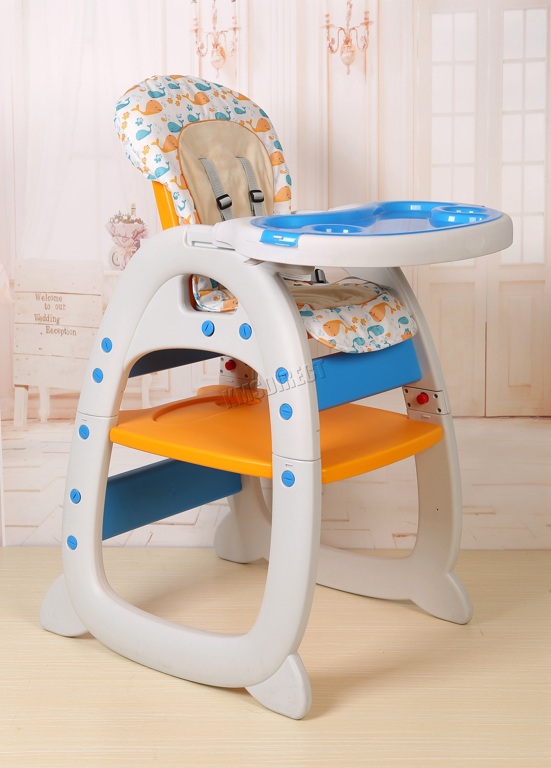 eating chairs for toddlers pier one dining foxhunter baby highchair infant high feeding seat 3in1