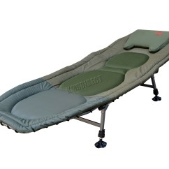 Fishing Chair Bed Reviews Restaurant Chairs Used Portable Carp Bedchair Camping 6