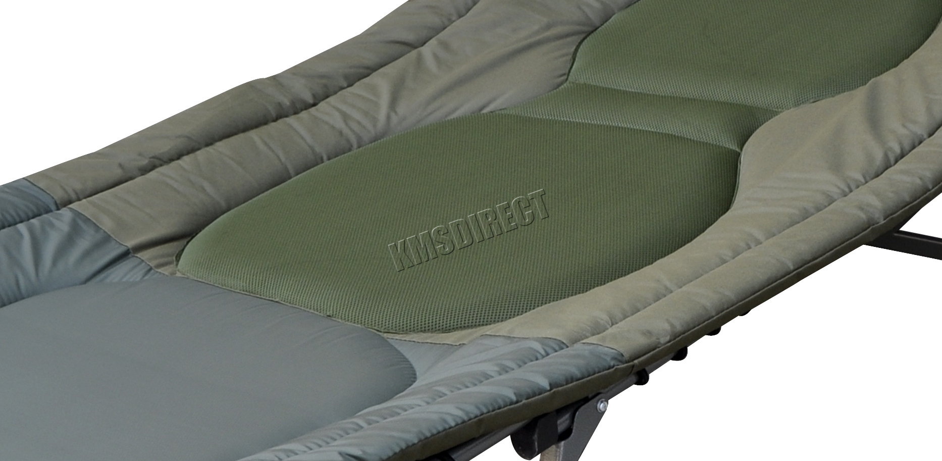 fishing bed chair used back massagers for chairs portable carp bedchair camping 6