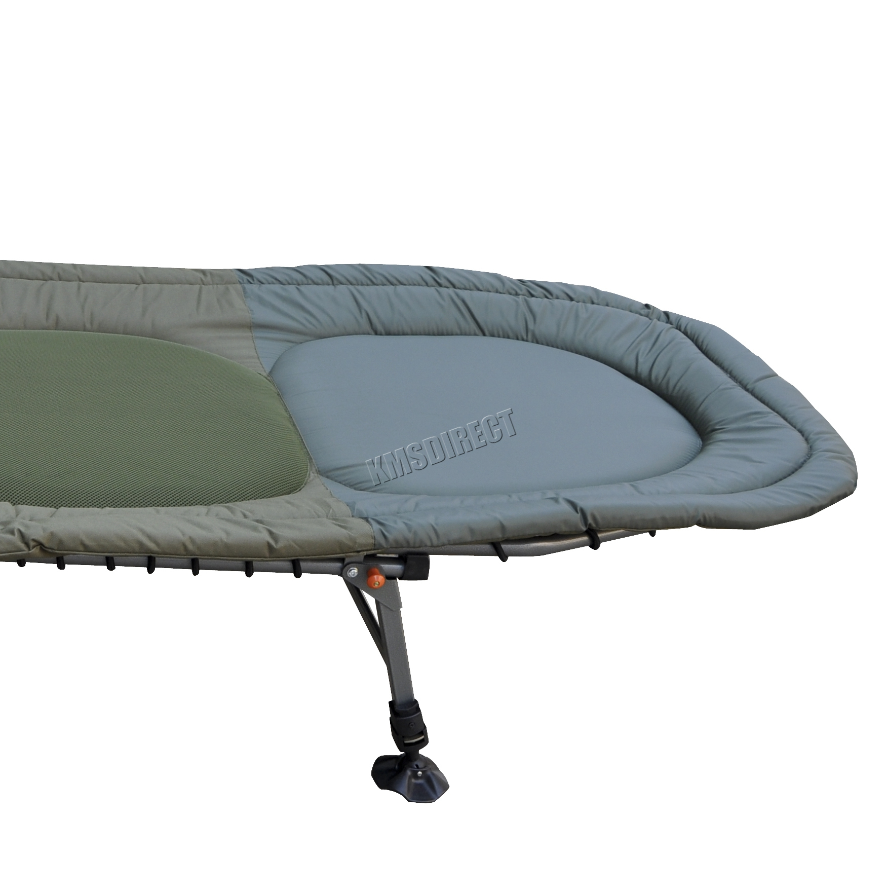fishing chair bed reviews purple saucer portable carp bedchair camping 6