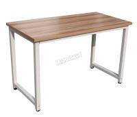 FoxHunter PC Computer Desk Corner Wooden Desktop Table ...