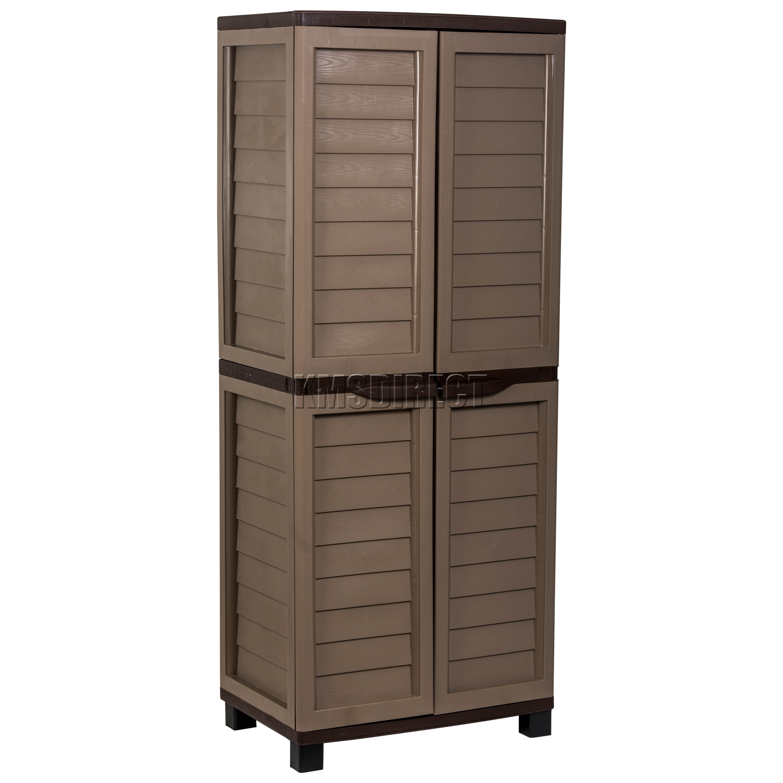 Starplast Plastic Utility Cabinet  Cabinets Matttroy