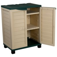 Outdoor Plastic Storage Cabinets