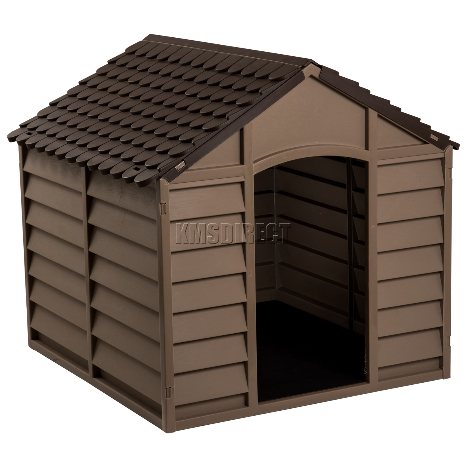Starplast Outdoor Dog Kennel  Large  Winter Shelter