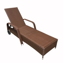 Outdoor Recliner Chairs Uk For Pool Westwood Rattan Day Chair Sun Bed Lounger