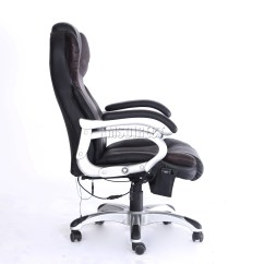 Office Chair With Massage Egg Rocking Westwood Luxury 6 Point Computer