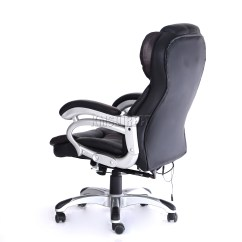 Office Chair With Massage Costco Table And Chairs Foxhunter Luxury 6 Point Computer