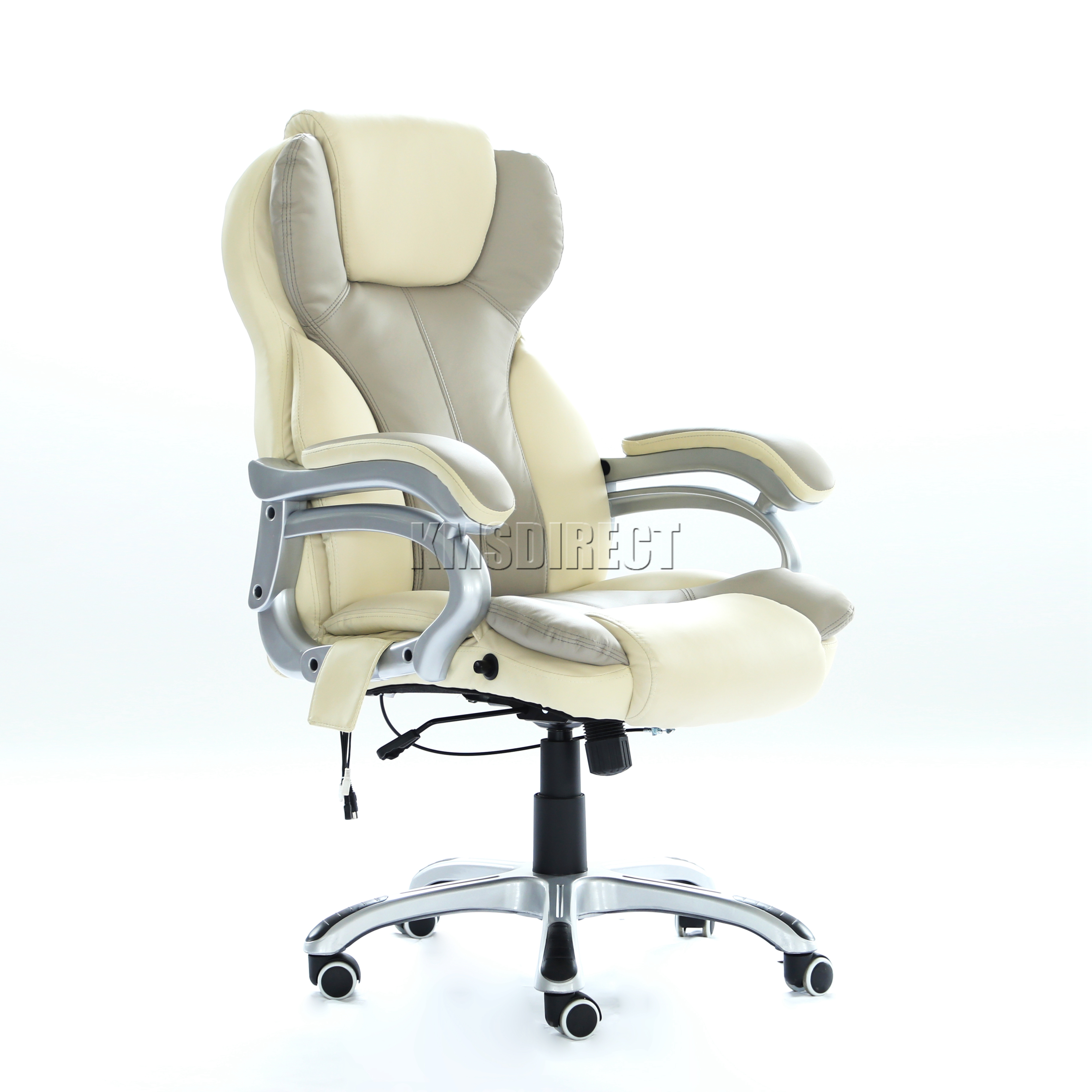 Reclining Computer Chair Foxhunter Luxury 6 Point Massage Office Computer Chair