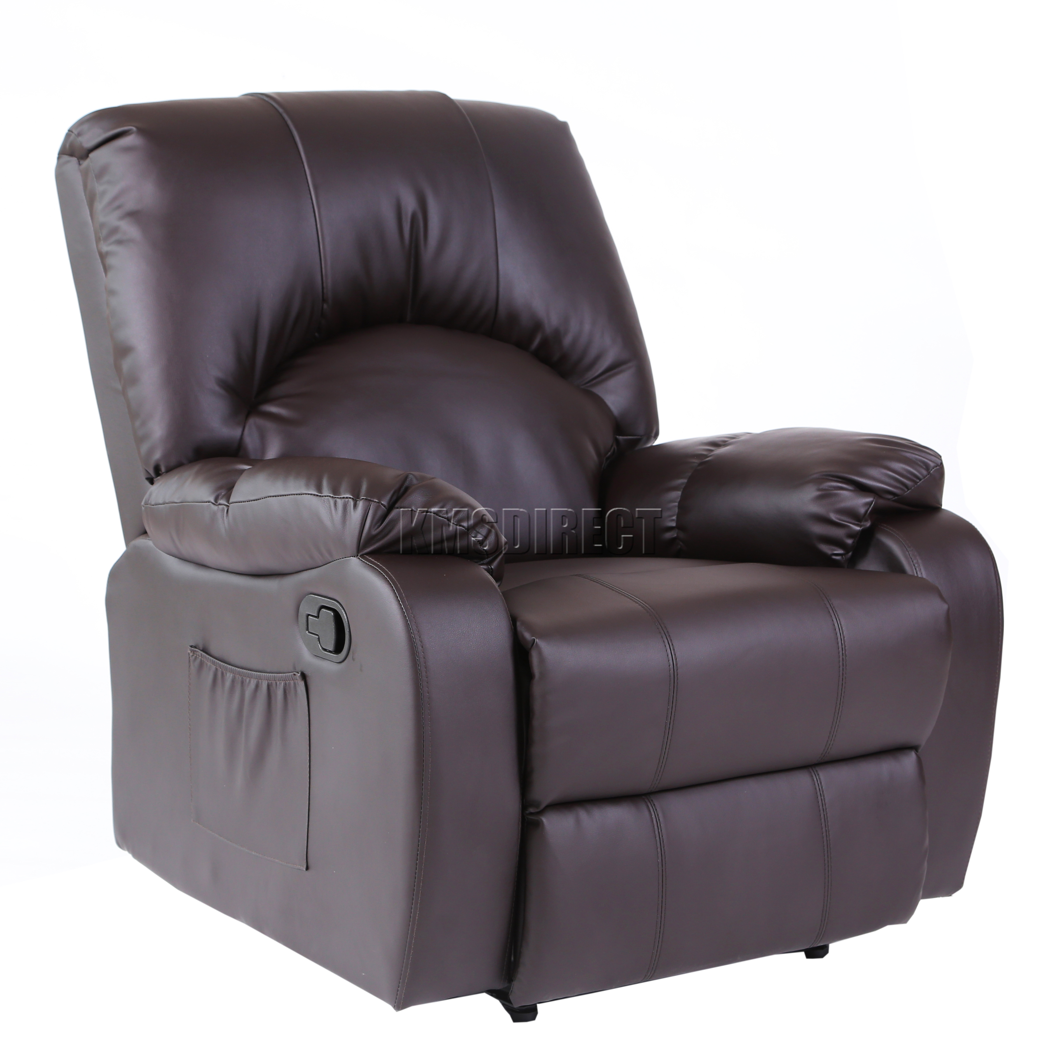 reclining massage sofa traditional set images foxhunter leather cinema recliner chair