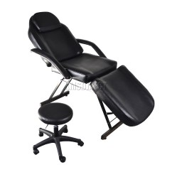 Beauty Salon Chairs Images Ergonomic Office Chair Reviews Foxhunter Massage Table Tattoo Facial