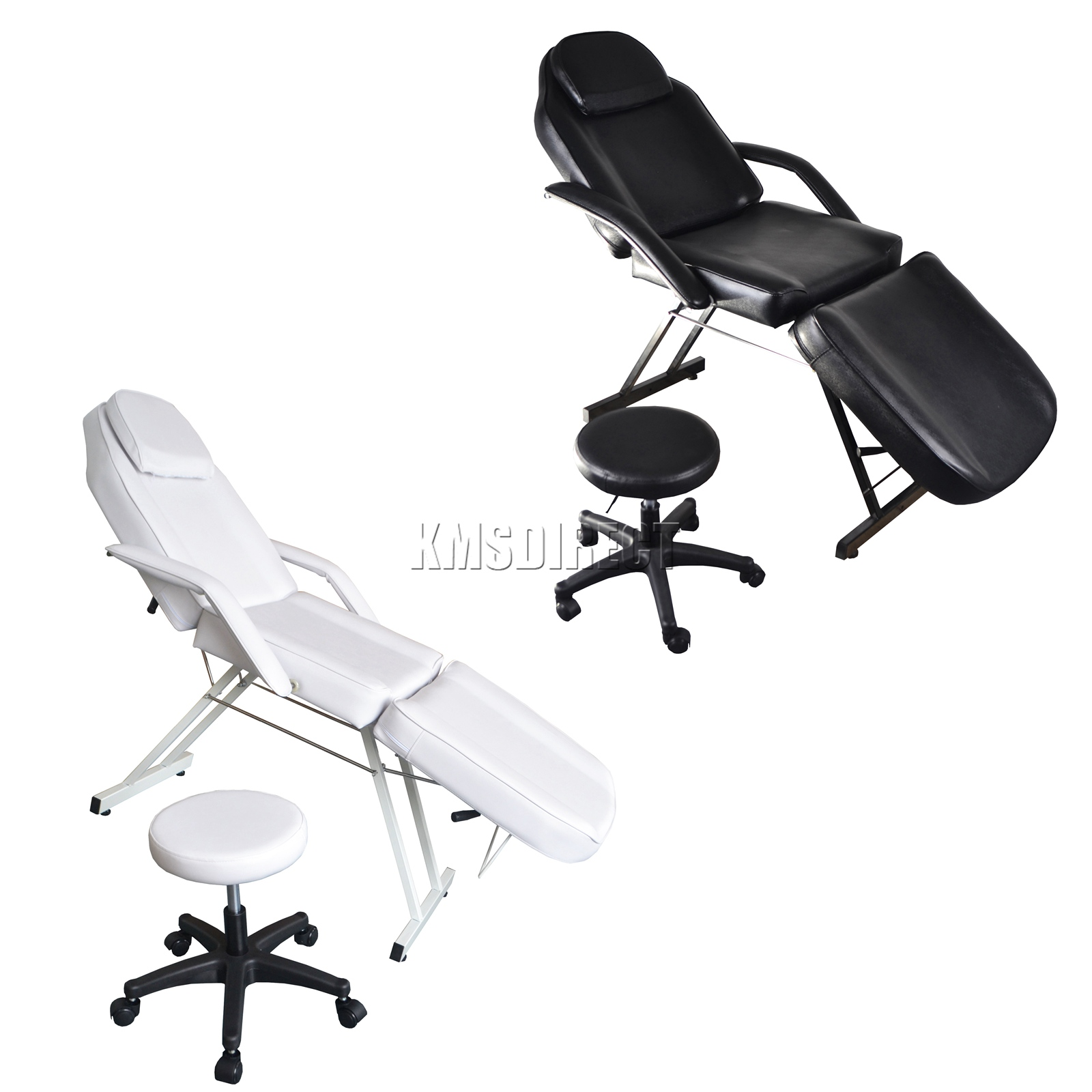 Portable Tattoo Chair Foxhunter Beauty Salon Chair Massage Table Tattoo Facial