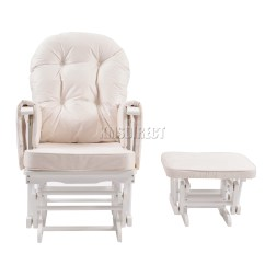Maternity Rocking Chair Hanging Sims 4 Foxhunter Nursing Glider With