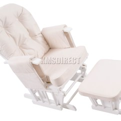Maternity Rocking Chair Dining Chairs And Table Sets Foxhunter Nursing Glider With