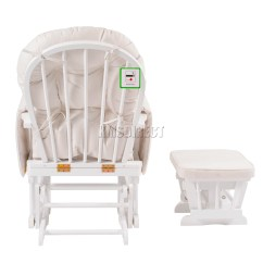 Maternity Rocking Chair Wedding Covers Aliexpress Foxhunter Nursing Glider With