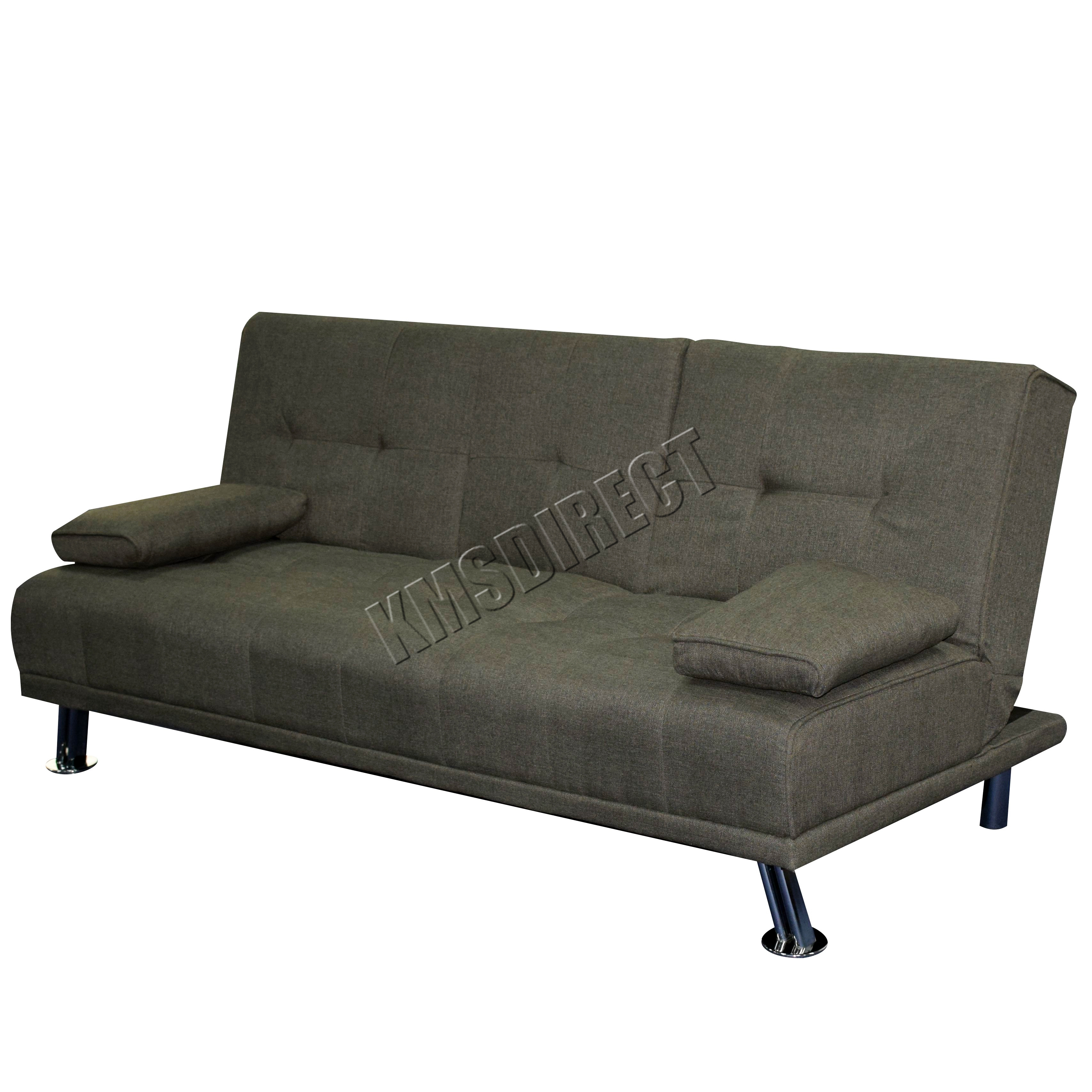 next day sofas customer reviews crate and barrel davis leather sofa foxhunter fabric manhattan bed recliner 3 seater