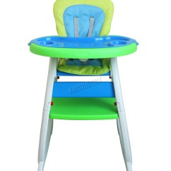 Baby Table And Chairs Wheelchair Parts Foxhunter Highchair Infant High Feeding Seat 3in1