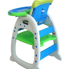 Toddler Chair And Table For Eating Long Beach Foxhunter Baby Highchair Infant High Feeding Seat 3in1