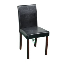 Wellness By Design Chair Uk Material To Recover Dining Chairs Foxhunter Wooden Table And 6 Pu Faux Leather