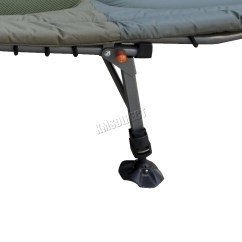 Fishing Chair Bed Reviews Blinds For Deer Hunting Portable Carp Bedchair Camping 6