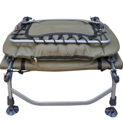 Fishing Chair Bed Reviews Target Rocking Portable Carp Bedchair Camping 8