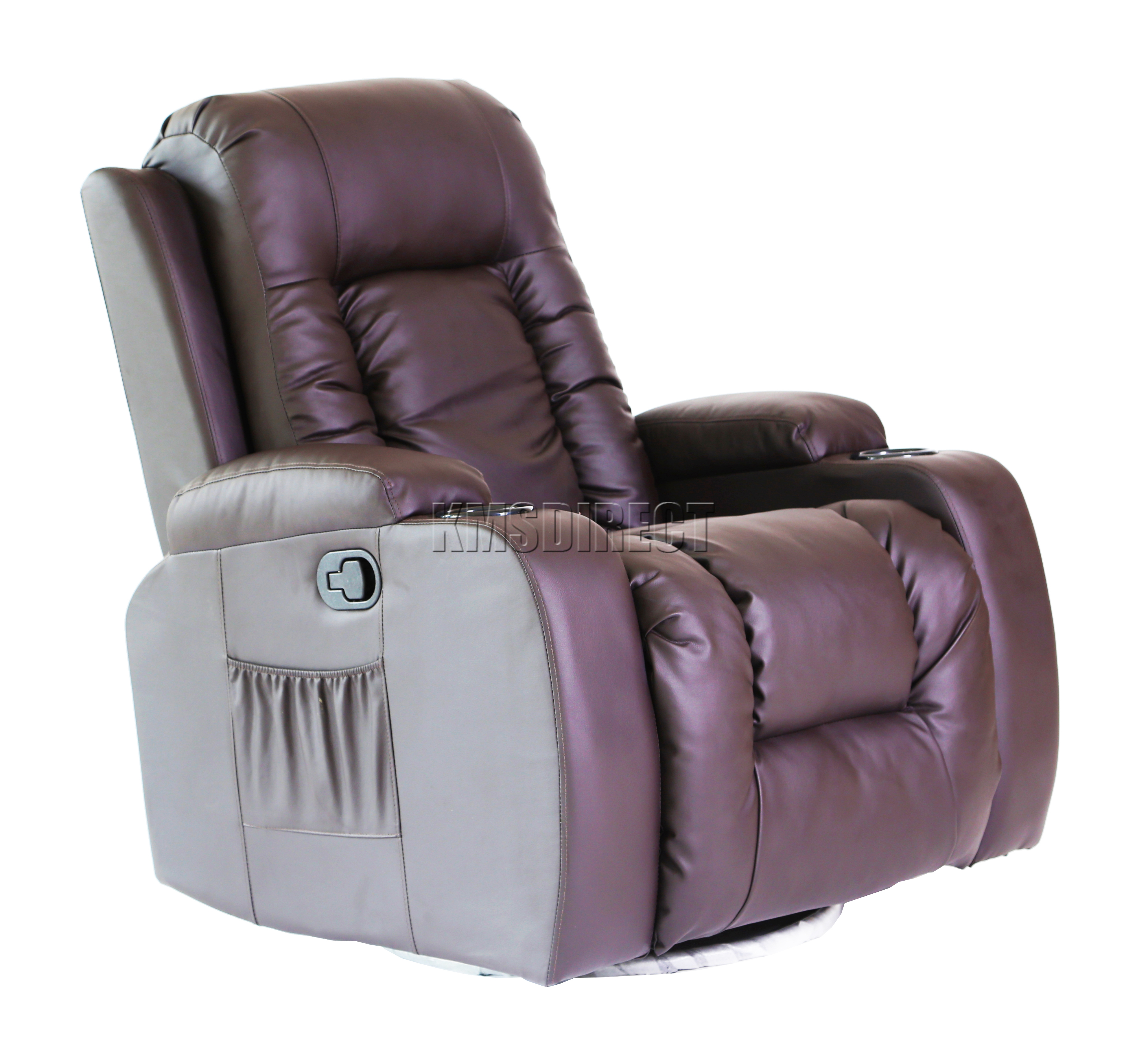 reclining massage sofa sectionals sofas under 500 foxhunter leather cinema recliner chair