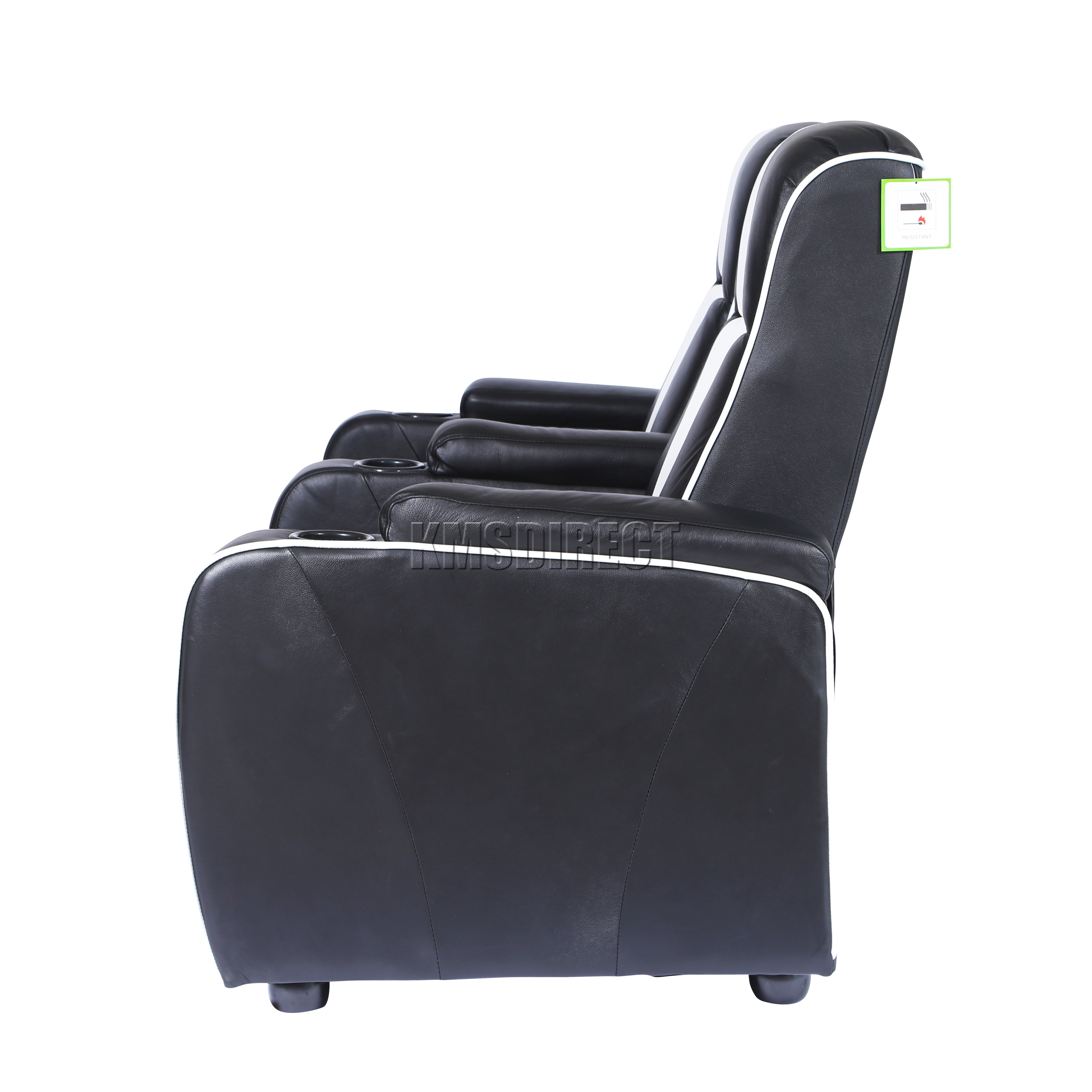 electric recliner sofa not working simmons bonded leather sectional foxhunter retro cinema movie chair 2 seat