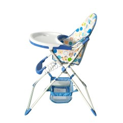 Portable Folding High Chair Aspen Outdoors Chairs Foxhunter Baby Infant Child