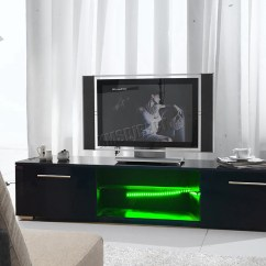 Tv Cabinet For Living Room Picture Window Treatment Ideas Foxhunter Modern High Gloss Matt Unit Stand Rgb ...