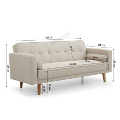 3 Seater Fabric Sofa Dfs Beds Bristol Westwood Bed Couch Luxury Modern Home