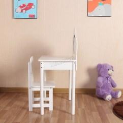 Professional Makeup Chair Uk Ikea Gullholmen Rocking Foxhunter Kids Girls Dressing Table Set