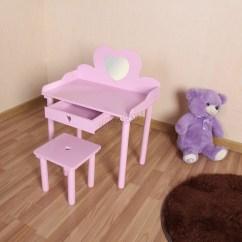 Professional Makeup Chair Uk Design Photo Foxhunter Kids Girls Dressing Table Set